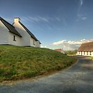 Inchiquin Cottages by John Quinn