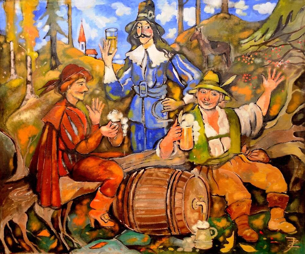 Oktoberfest by mikejohnson