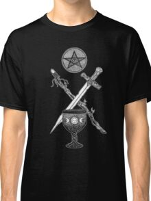 The Suits of the Tarot Classic T-Shirt