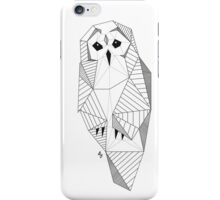 GeOWLmetric iPhone Case/Skin