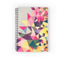 Creeping Tris Spiral Notebook