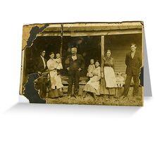 DARNALL FAMILY Greeting Card