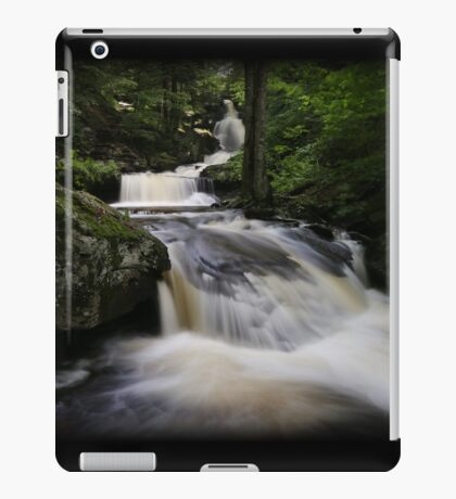 Ozone Falls Muddy Rush iPad Case/Skin