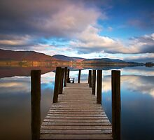 The Jetty by Jeanie