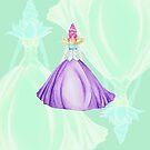 Waterlily, the princess by studinano