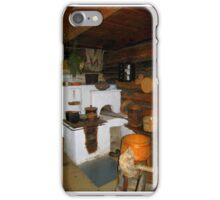Old cottage iPhone Case/Skin