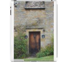 Cottage Door iPad Case/Skin