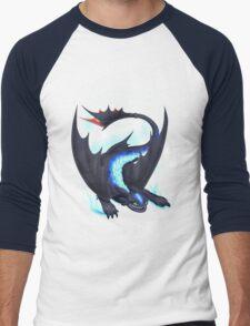 Graceful Alpha Men's Baseball ¾ T-Shirt