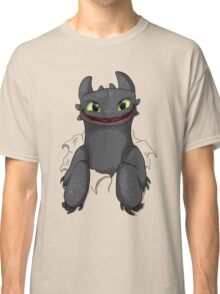 Curious Toothless Classic T-Shirt