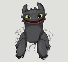 Curious Toothless Unisex T-Shirt