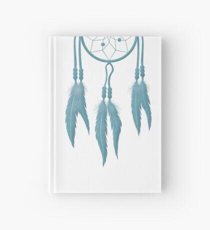 Blue Dreamcatcher Hardcover Journal
