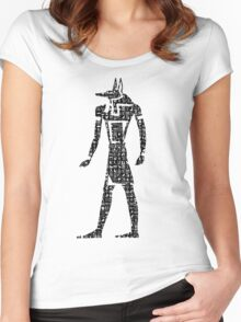 Anubis Women's Fitted Scoop T-Shirt
