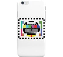 Mire - Testcard iPhone Case/Skin