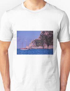 Sailing Along to Capri T-Shirt