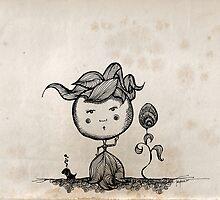 Orangine by Jorge Letona