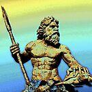 Sea God~King Neptune by Terri~Lynn Bealle