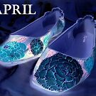 April shoes by norakaren