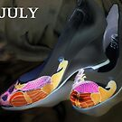 July shoes by norakaren