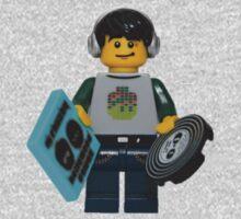 LEGO DJ One Piece - Long Sleeve