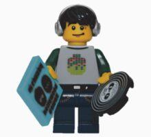 LEGO DJ Kids Tee