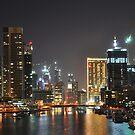 Dubai Marina by Joseph Najm