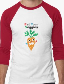 Eat your Veggies - carrots   T-Shirt