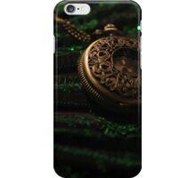 Pocket Watch and Fan iPhone Case/Skin