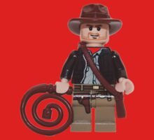 LEGO Indiana Jones One Piece - Long Sleeve