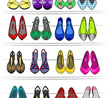 Shoes by CateLE