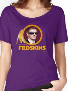 Washington Fedskins Women's Relaxed Fit T-Shirt