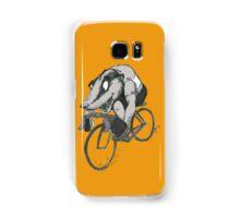 Bikin' Badger Samsung Galaxy Case/Skin
