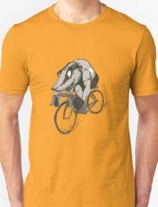 Bikin' Badger T-Shirt