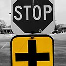 Don't Stop.. Instead Choose a Path to Follow by Brittany Futrell