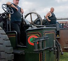 Hollowell steam rally No 1 by StephenRB