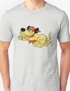 Run Muttley, Run Unisex T-Shirt