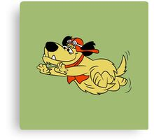 Run Muttley, Run Canvas Print