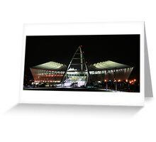 Moses Mabhida Stadium Greeting Card