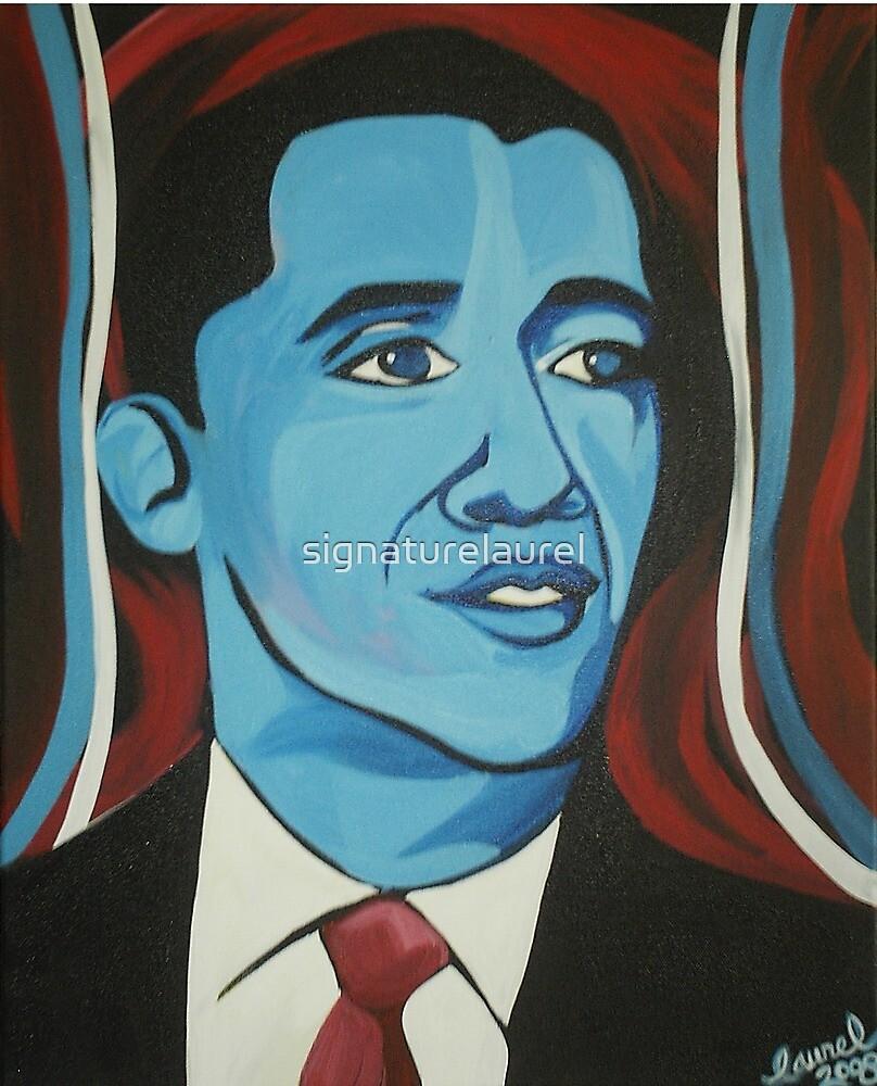 Obama by signaturelaurel