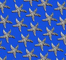 Starfish Blue by Jessica Slater