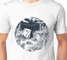 Camp site Unisex T-Shirt