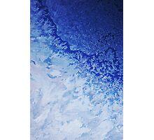 Crystallisation 1 Photographic Print