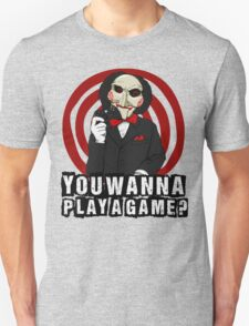 Billy - You wanna play a game? T-Shirt