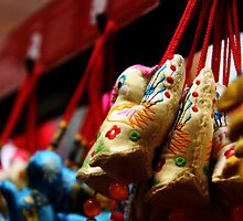 Chinese Year of the Chicken by Hege Nolan