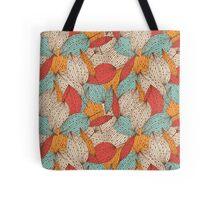 Romantic leaves Tote Bag