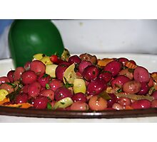 Olives, anyone? Photographic Print