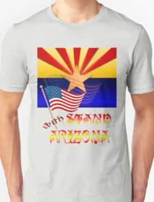 Stand With Arizona T-Shirt