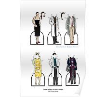 Molly Hooper Paper Dolls Poster