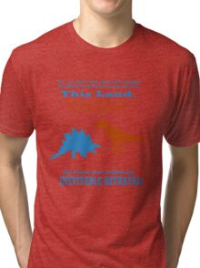 Curse Your Sudden But Inevitable Betrayal! Tri-blend T-Shirt