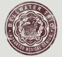 Bellwater Trio - seal of approval T-Shirt