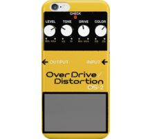 Overdrive  iPhone Case/Skin